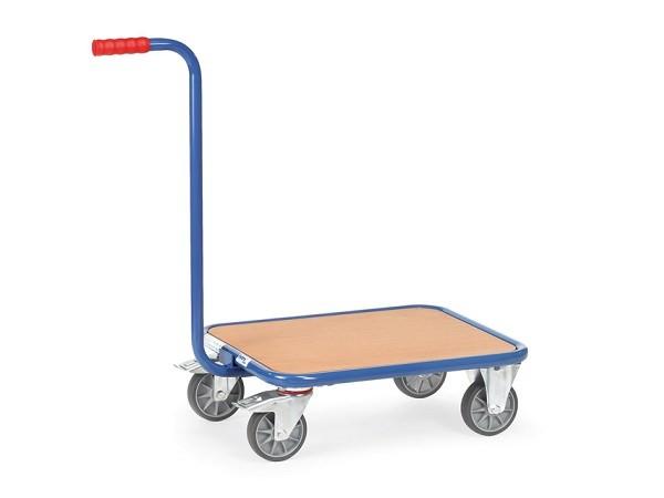 Der wendige und flexible Griffroller eignet sich sehr gut um Lasten bis 250 kg zu transportieren.