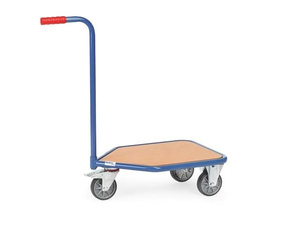 Der kleine und wendige Griffroller eignet sich perfekt wenn Lasten bis 200 kg von A nach B transportiert werden sollen.