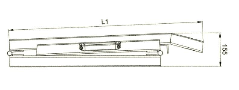 2-fach-klappbare-auffahrschienen-altec-abs-z-technische-Zeichnung-1