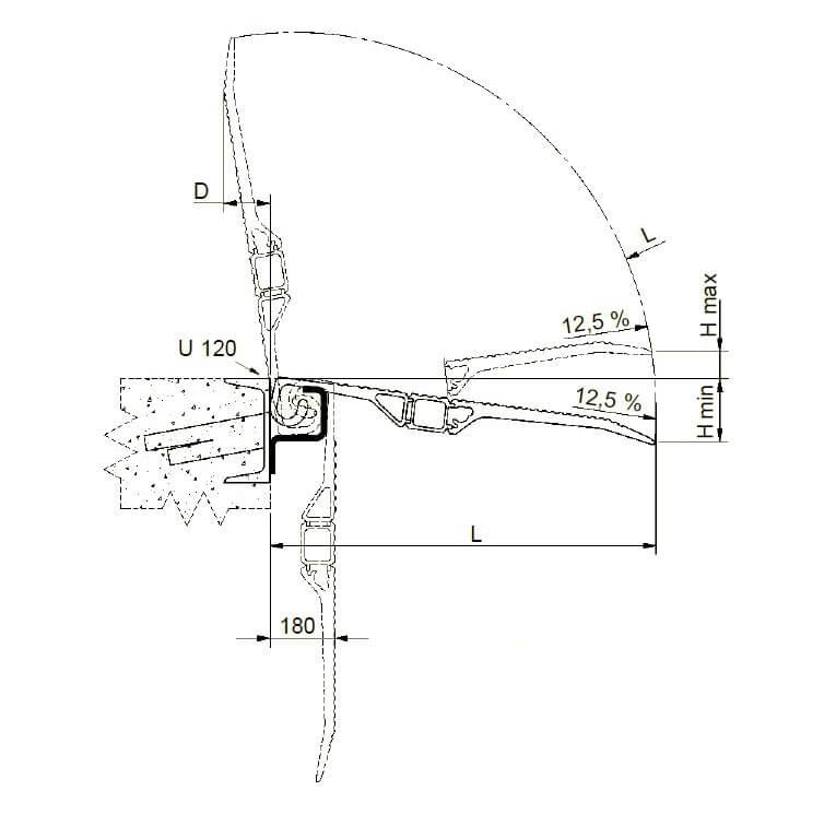 ueberladebruecke-kbs-technische-zeichnung-seitenverschiebbare-ueberladebruecke-altec