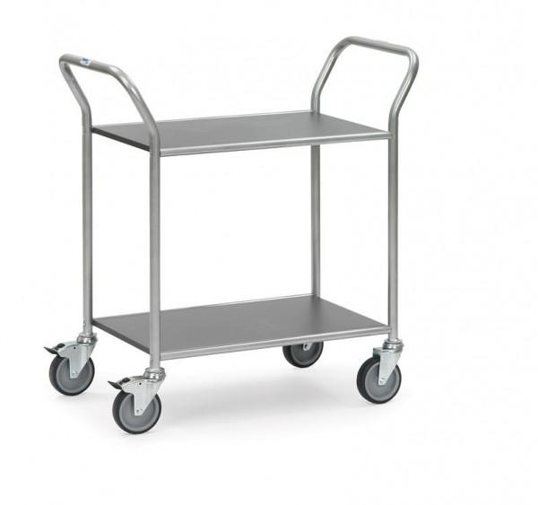 Die maximale Tragkraft pro Etage beträgt 50 kg.