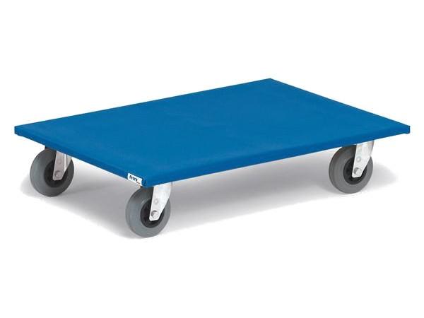 Dieser Möbelroller erleichtert den Transport von schweren und unhandlichen Möbelstücken.