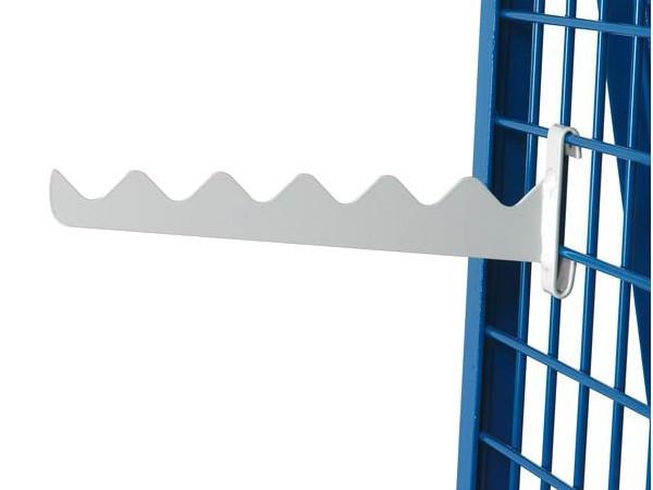 Der 320 mm lange Wellenträger kann insgesamt bis zu 25 kg an Last tragen.