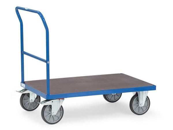 Der Fetra-Transportwagen dient zum einfachen Transport von Kleinmaterialien.