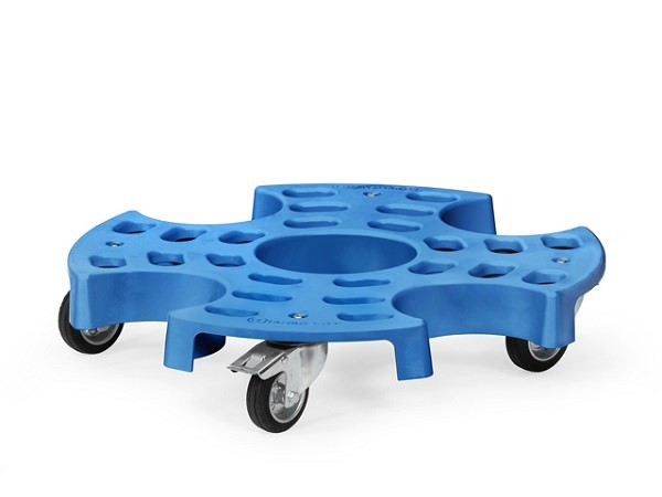 Der Reifenroller 4547 ist speziell für große Räder oder Reifen geeignet.