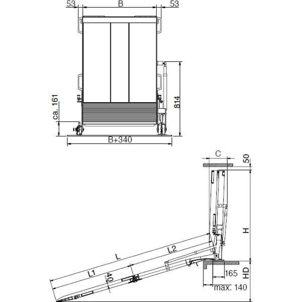 drehbare-einbaurampe-rrd-technische-zeichnung-altec