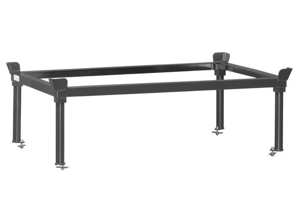 Der praktische Aufsatz ist speziell für die Ladefläche von 1210 x 810 mm geeignet.