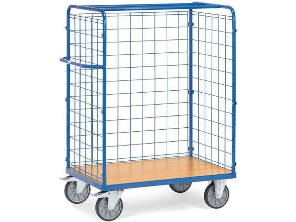 Der Paketwagen 8481 eignet sich für den sicheren Transport von Paketen.