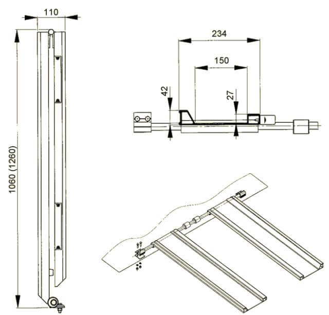 Rollstuhlschienen-RAS-W-Einbau-Altec-technische-zeichnung-0