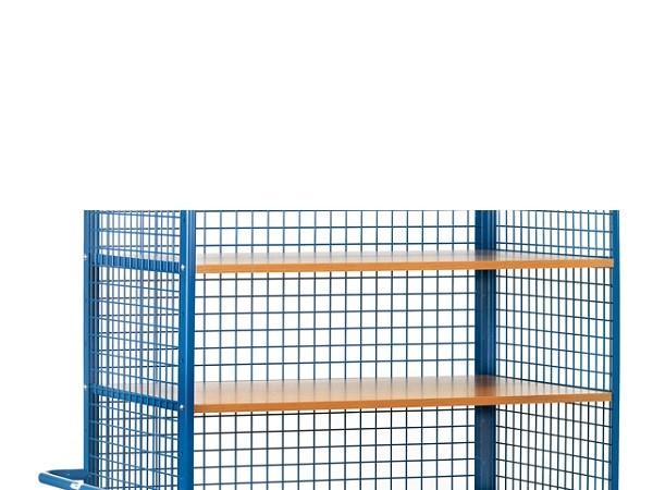 Dieses Etagenboden ist speziell für Fetra Kastenwagen - ausgenommen Kastenwagen mit Rollladenverschluss.