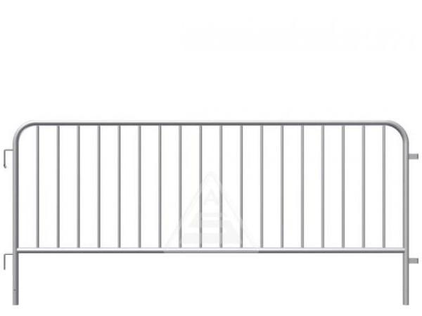 Das Gitterelement Basic ist optional mit schrägen oder geraden Fuß erhältlich.