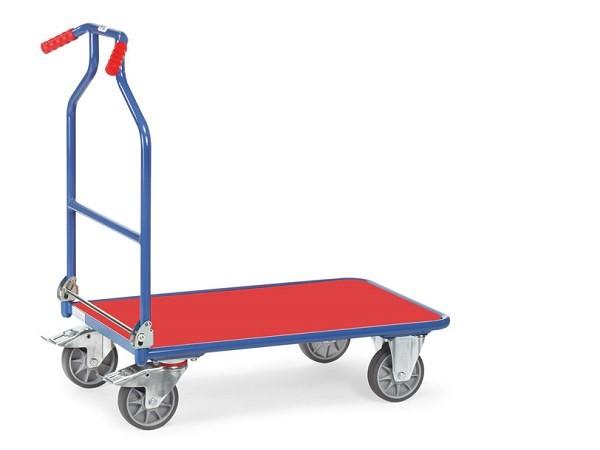 Der Fetra Optiliner kann Lasten bis zu 400 kg problemlos tragen.