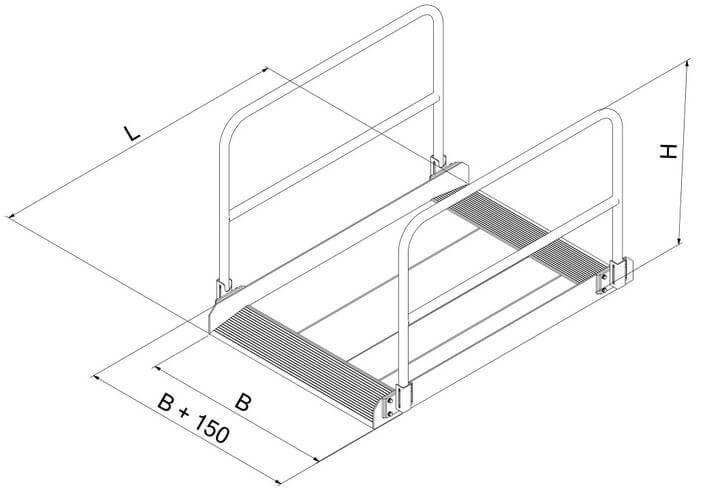 Baustellensteg-Grabenbruecken-aus-Aluminium-Altec-Auffahrrampen-horizontal-3
