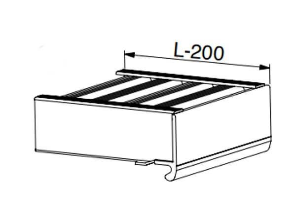 Auflager Einhängbar unten AVS150/170/200